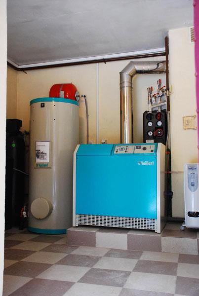 494Коллекторная система водоснабжения